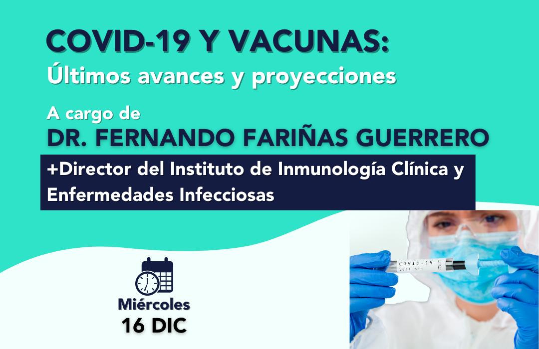 +Director del Instituto de Inmunología Clínica y Enfermedades Infecciosas
